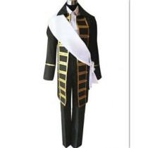 Hetalia: Axis Powers Spain Cosplay Costume