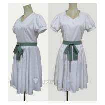 Sword Art Online Yui White Cosplay Costume