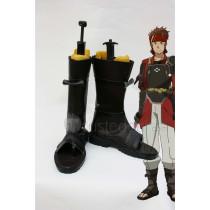 Sword Art Online Klein Cosplay Boots Shoes
