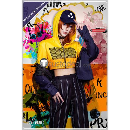 Bungou Stray Dogs Nakahara Chuuya Akutagawa Ryunosuke Magazine Cover Cosplay Costumes