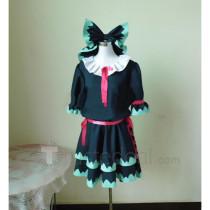 Pokemon Lumineon Girl Gijinka Cosplay Costume