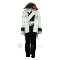 Axis Powers Hetalia Austria Uniform Cosplay Costume
