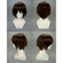 Shakugan no Shana Sakai Yuuji Brown Cosplay Wig