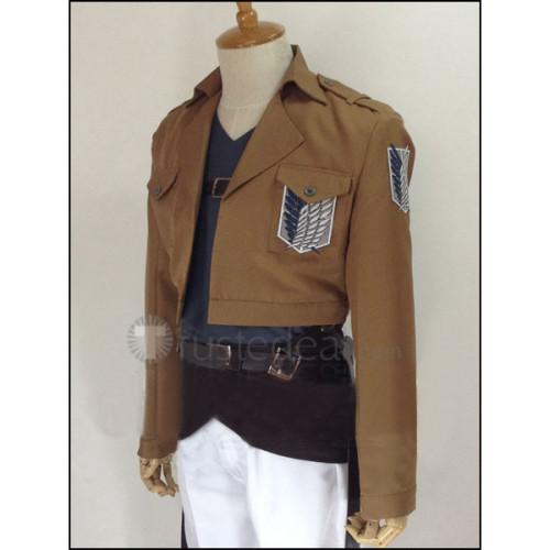 Attack on Titan Shingeki No Kyojin Ymir Cosplay Costume1