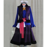 Spice and Wolf Holo Blue Purple Cosplay Costume