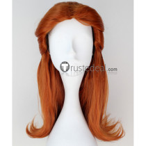 Disney Tinker Bell and the Pirate Fairy Rosetta Brown Cosplay Wig