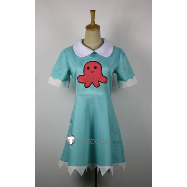 Star vs. the Forces of Evil Princess Star Butterfly Dress Cosplay Costume