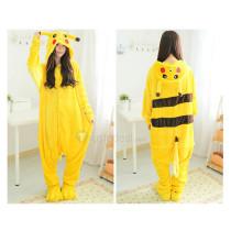 Pokemon Pikachu Onesie Kigurumi Pajamas
