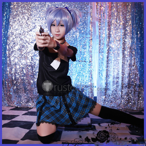Assassination Classroom Shiota Nagisa Genderbend Girl Cosplay Costumes