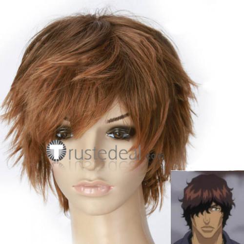 Bleach Yasutora Sado Cosplay Wig