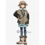 Mobile Suit Gundam IRON BLOODED ORPHANS Atra Mixta Cosplay Boots Shoes