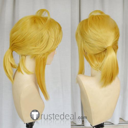 The Legend of Zelda Link Blonde Cosplay Wigs