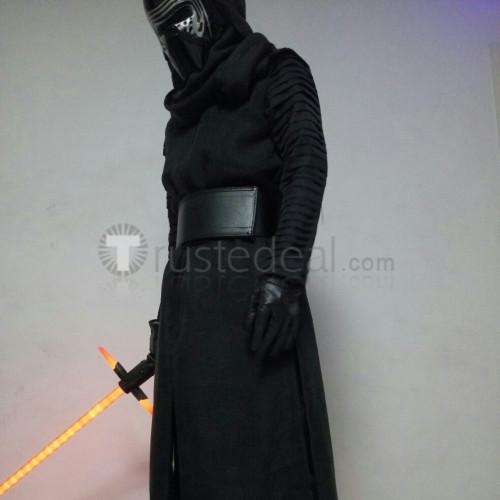 Star Wars Kylo Ren Black Cosplay Costume