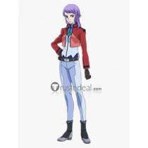 Mobile Suit Gundam 00 Anew Returner Cosplay Costume