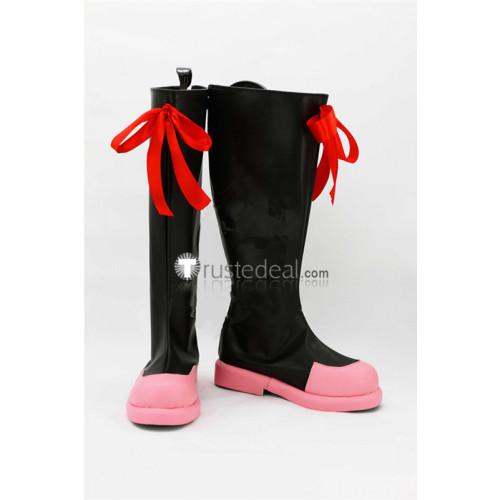 Akame ga Kill! Chelsea Black Cosplay Boots Shoes