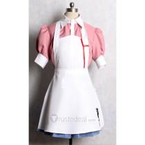 Super Danganronpa 2 Mikan Tsumiki Nurse Cosplay Costume