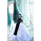 Sailor Moon Meiou Setsuna Sailor Pluto Princess Formal Dress Cosplay