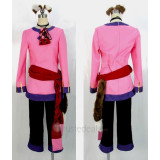 Spice and Wolf Horo Pink Cosplay Costume2