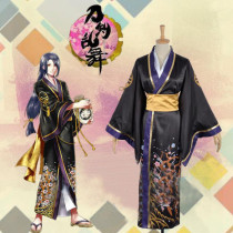 Touken Ranbu Online Jiroutachi Kimono Cosplay Costume