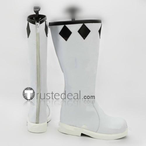 Akame ga Kill Sheele White Cosplay Shoes Boots