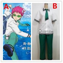 Saiki Kusuo no Sai Nan The Disastrous Life of Saiki Kusuo Academy Uniform Cosplay Costumes