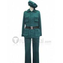 Hetalia: Axis Powers Hungary Uniform Cosplay Costume