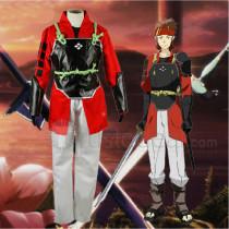 Sword Art Online Klein Tsuboi Ryoutarou Cosplay Costume Pleather