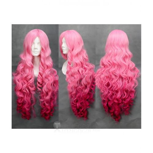 Uta no Prince-sama Ringo Tsukimiya Long Pink Cosplay Wig