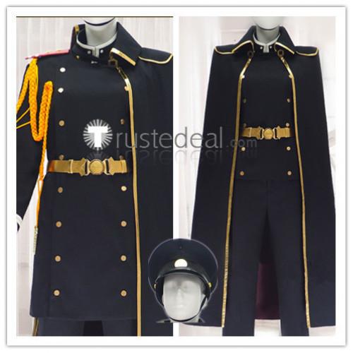 Bungou Stray Dogs Chuya Nakahara Ryunosuke Akutagawa Military Uniform Cosplay Costumes