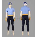 Wreck-It Ralph 2 Ralph Breaks the Internet Fix-It Felix Jr. Cosplay Costume