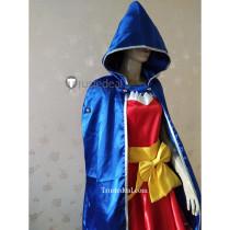 Fairy Tail Crime Sorciere Meredy Jellal Ultear Blue Cloak Cosplay Costumes