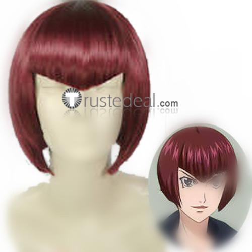 The Prince of Tennis Mukahi Gakuto Red Cosplay Wig