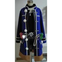 Hyperdimension Neptunia IF Idea Factory Blue Cosplay Costume