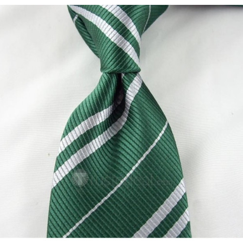 Harry Potter Slytherin Cosplay Necktie