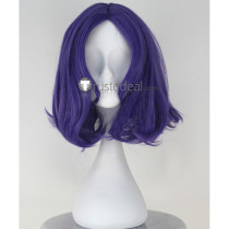 Seraph of the End Owari no Serafu Chess Belle Purple Cosplay Wig