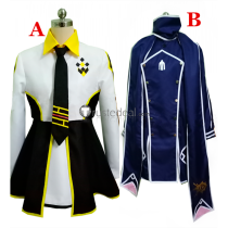 YuGiOh Sky Striker Ace Roze and Raye Cosplay Costumes