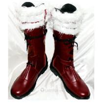 Ao no Exorcist Okumura Rin Cosplay Boots Shoes