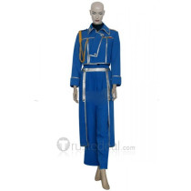 Full Metal Alchemist Riza Hawkeye Military Cosplay Costume