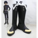 Seraph of the End Owari no Serafu Yuichiro Hyakuya Yoichi Saotome Shinoa Hiragi Cosplay Shoes Boots