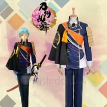 Touken Ranbu Ichigo Hitofuri Army Uniform Cosplay Costume