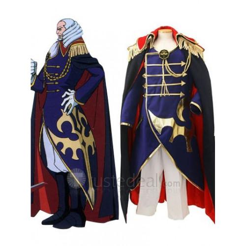 Code Geass The Emperor of Britannia Cosplay Costume