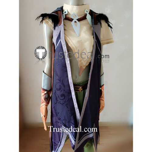 Genshin Impact Razor Cosplay Costume