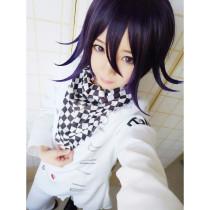 Danganronpa v3 Kokichi Oma Purple Cosplay Wig