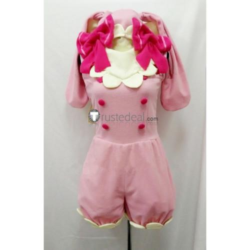 Shugo Chara Yaya Yuiki Dear Baby Pink Cosplay Costume