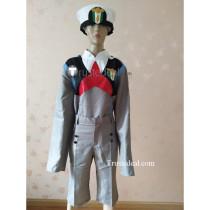 Darling in the Franxx Hiro Zorome Gorou Pilots Male Uniform Cosplay Costume