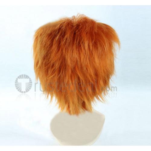 Vampire Knight Kain Akatsuki Orange Cosplay Wig