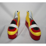 Pokemon Sapphire May Haruka Red Yellow Cosplay Shoes Boots2