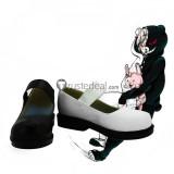 Danganronpa Chihiro Fujisaki Miu Iruma Monokuma Nagito Komaeda Cosplay Shoes Boots
