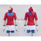 Pokemon May Haruka Red Blue Cosplay Costume