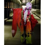 Guilty Crown YUZURIHA INORI Battle Dress Cosplay Costume
